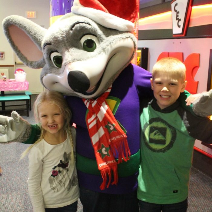 Throw a Stress-Free Birthday Party with Chuck E. Cheese