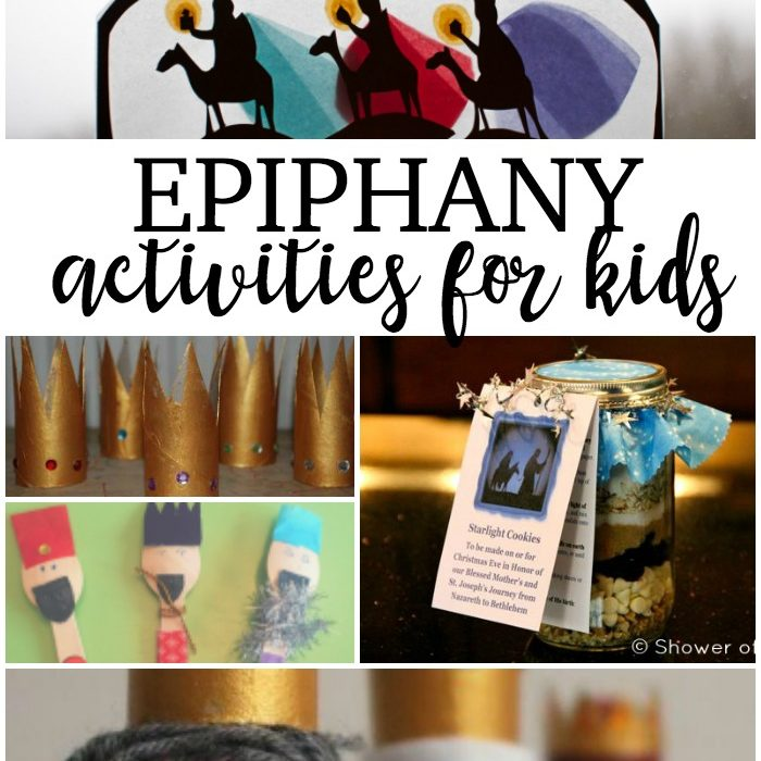 15 Ways to Celebrate Epiphany with your Children