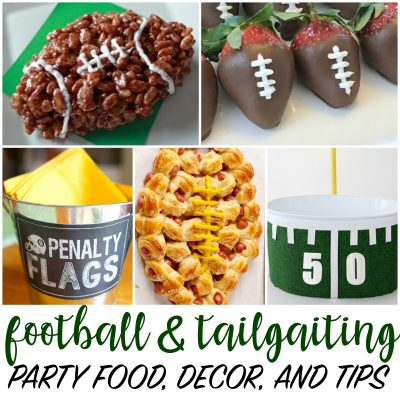 Top Tailgating Ideas and how I Throw the Perfect Football Party