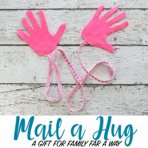 MAIL A HUG, GRANDPARENT GIFT