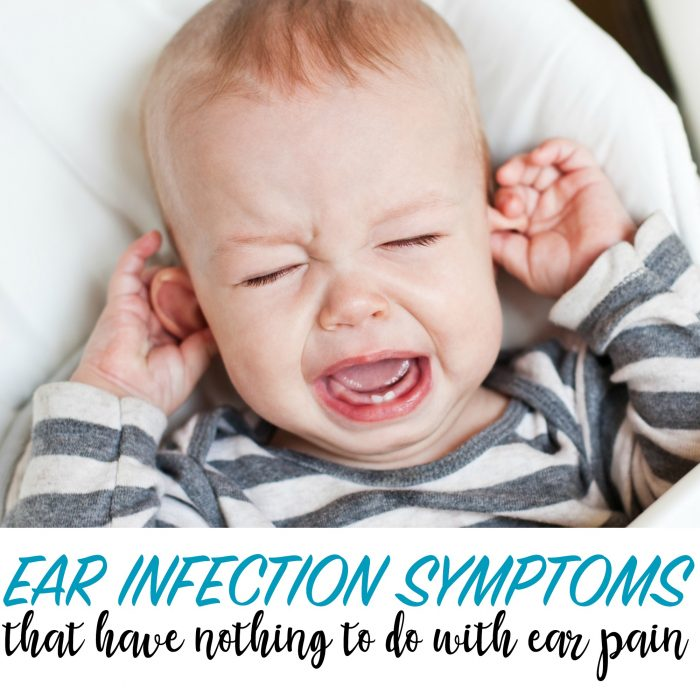 Ear Infection Symptoms that have Nothing to do with Ear Pain