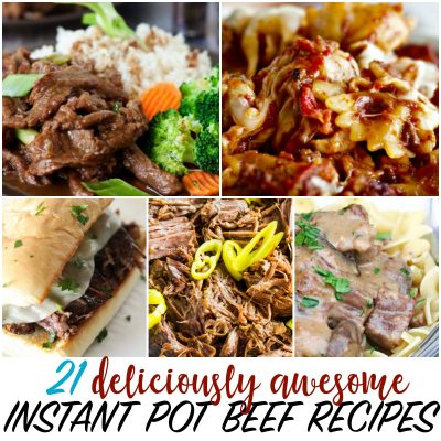 22 Deliciously Awesome Instant Pot Beef Recipes