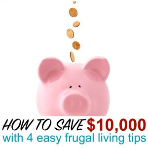 frugal living tips to save thousands