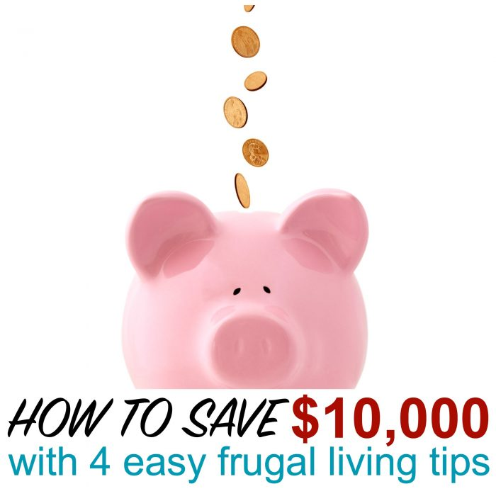 Frugal Living Tips that will Save You Thousands