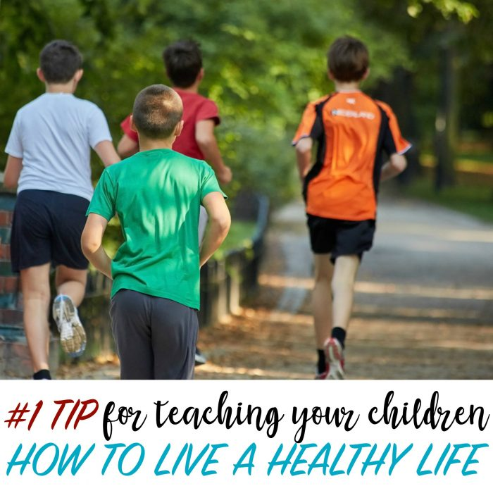 #1 Tip for Creating Healthy Habits for Kids that Will Last