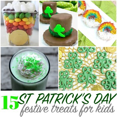 Super Fun St. Patrick's Day Treats for Kids