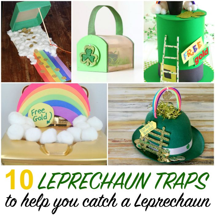 10 Leprechaun Trap Ideas to Help You Catch a Sneaky Leprechaun