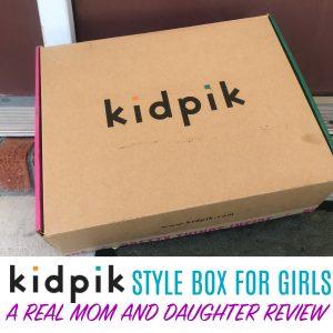 KIDPIK STYLE BOX