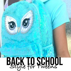 justice backpacks for girls