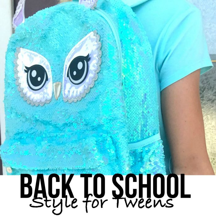 Back to School Style for Tweens