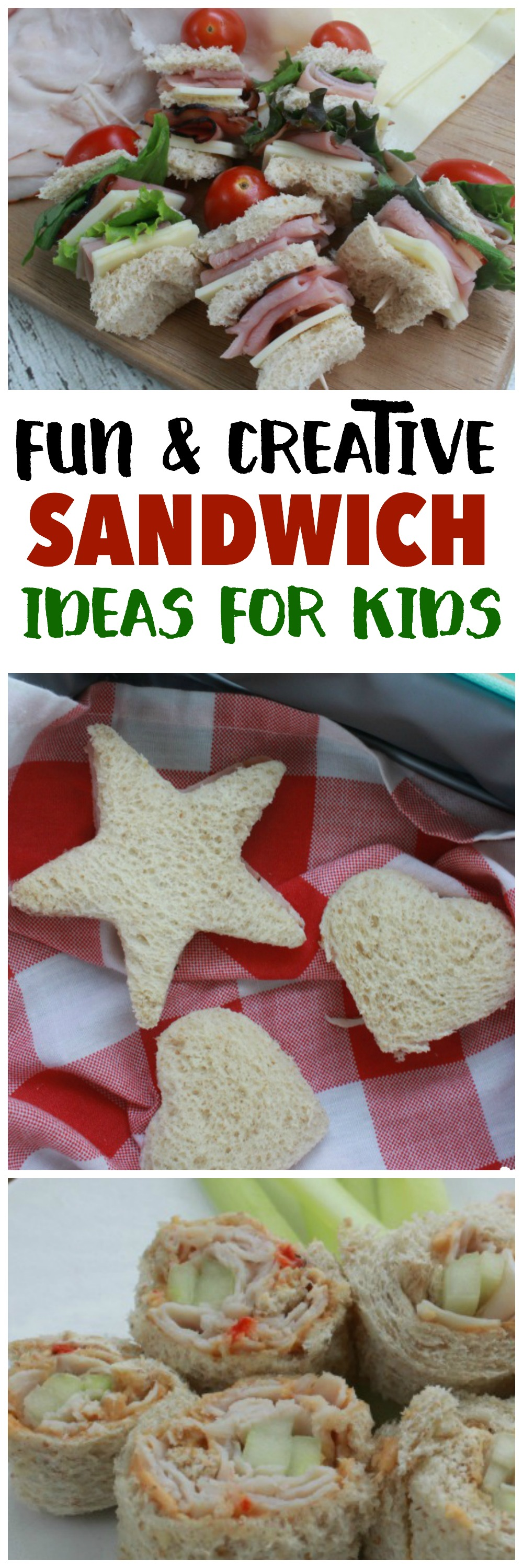 sandwich ideas for kids