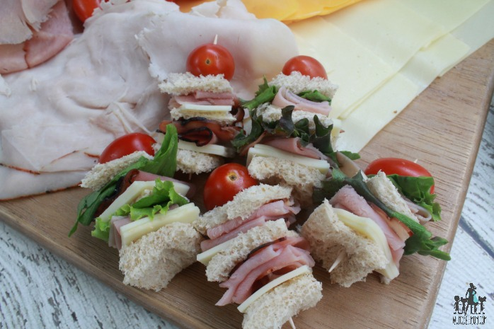 sandwich kabobs kids sandwich ideas