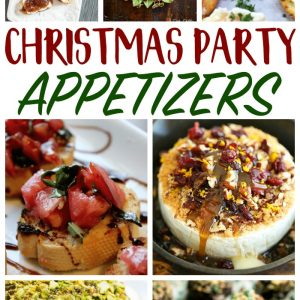 CHRISTMAS OPEN HOUSE FOOD IDEAS