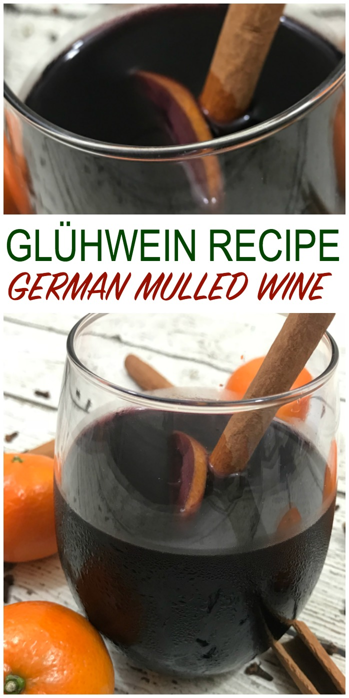 gluhwein, german spiced wine, mulled wine