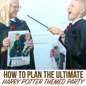 HARRY POTTER PARTY IDEAS