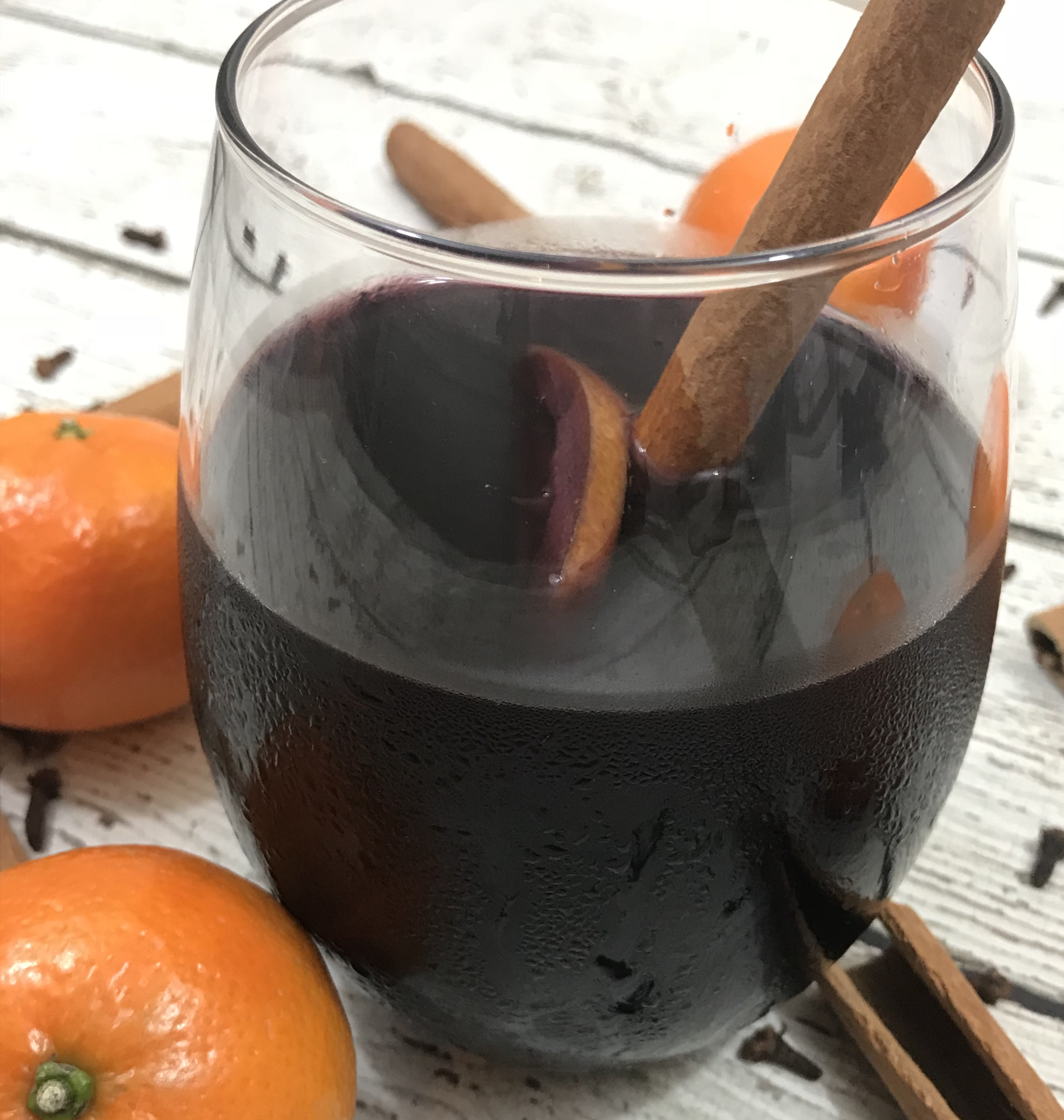 gluhwein german spiced wine recipe