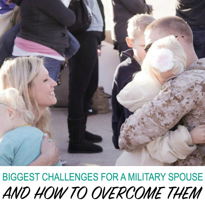 5 biggest challenges Military Spouses Face, and how you can overcome them