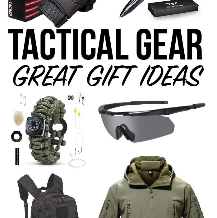 Tactical Gifts: unique gift ideas for everyone on your list