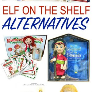 elf on the shelf alternative