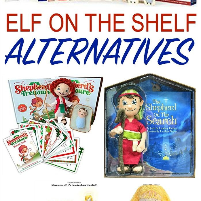Elf of the Shelf Alternative Advent Activities for Christian Homes