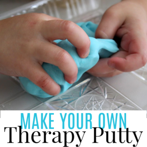 how to make putty