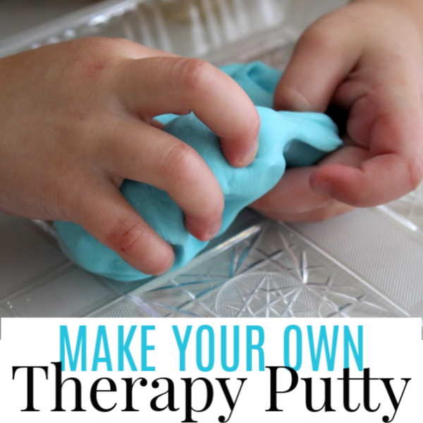 DIY Therapy Putty